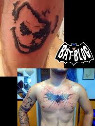 bat blog batman toys and collectibles amazing batman tattoo