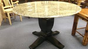 Outstanding Wooden Table Bases For Granite Tops Healthcareoasis