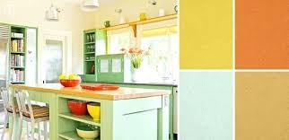 kitchen color schemes kitchen paint color with dark oak cabinets