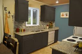 White And Black Kitchen Cabinets by Black Kitchen Cabinets Pictures