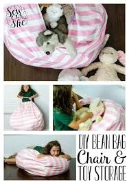 amazing bean bag chair pattern with toy storage u2014 sewcanshe