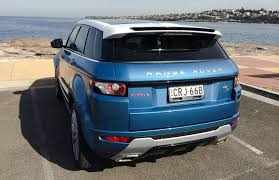range rover evoque back 2014 range rover evoque review caradvice