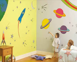 Kids Space Room by How To Decorate A Space Themed Bedroom For Your Kid