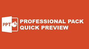 powerpoint template professional pack quick preview youtube