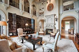 modern victorian living rooms spacious double height living room with modern