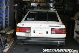 toyota corolla tte car feature vintage rally te72 corolla speedhunters