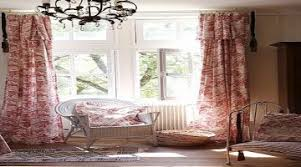 french country curtains and window treatments awesome farmhouse