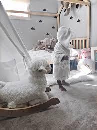 grey elephant theme boys room idea house bed children bed home