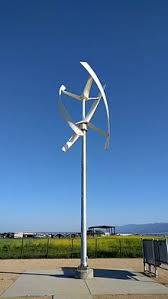 How To Make A Small Wind Generator At Home - vertical axis wind turbine wikipedia