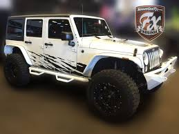 white jeep 4 door jeep wrangler graphics wrangler stripes u0026 jk graphics u2013 streetgrafx