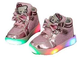light up shoes for girls girls kids hello kitty baby led light end 6 2 2018 4 15 pm