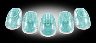 99 dodge ram led lights part 264145sw white lenses with led cab light kit