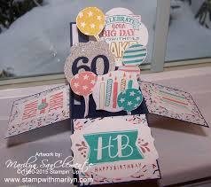 pop out birthday cards pop up box birthday card