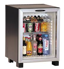glass front minibar rh 449 ldag dometic hotel equipment
