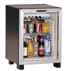 mini bar refrigerator glass door glass front minibar rh 449 ldag dometic hotel equipment
