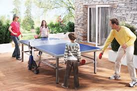 Outdoor Tennis Table Outdoor Ping Pong Tables Aluminum Table Tennis Tables Kettler Usa