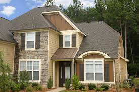 home exterior design material decorating hardie board siding in gray for home exterior material