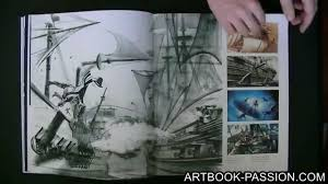 2 minutes 1 artbook 93 art pirates carribean