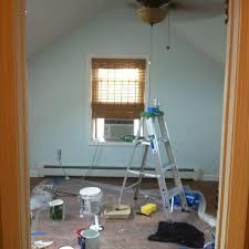 ben interior benjamin moore sea foam 2 coats bedroom paint