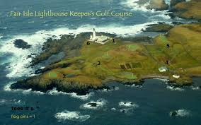 fair isle fair isle golf