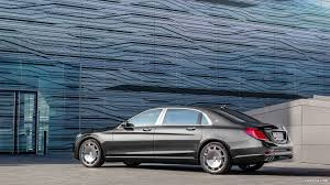 mercedes maybach 2016 2016 mercedes maybach s class s600 side hd wallpaper 9