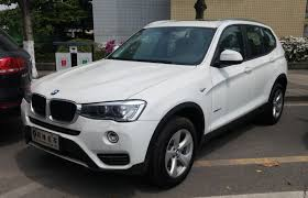 bmw car bmw x3 wikipedia
