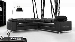 canape cuir angle design canapé d angle confortable et esthétique melton mobilier moss