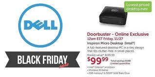 best black friday deals on desktop pcs top 5 deals dell 2015 black friday ad