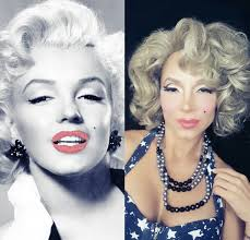 marilyn monroe halloween makeup tutorial youtube