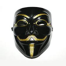 v for vendetta costume v for vendetta fawkes mask anonymous party fancy dress