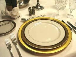american table setting interiors design