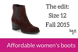 affordable womens boots size 12 the fall 2015 edit affordable womens boots in size 12