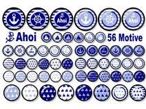 Cabochon Vorlagen Blau Cabochon Vorlagen Anker 57 Individuelle Produkte Aus Der
