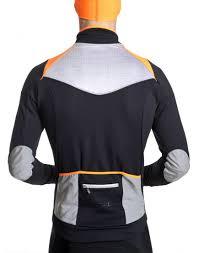 neon cycling jacket men u0027s orange winter cycling jacket g4 dimension