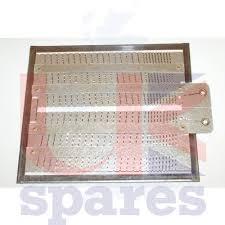 Burco Toaster Spares Burco 444440609 Tssl16 6 Slot Cream Toaster Spares