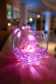 Wedding Centerpieces With Crystals by 127 Best Bubble Bowl Wedding Arrangements Images On Pinterest