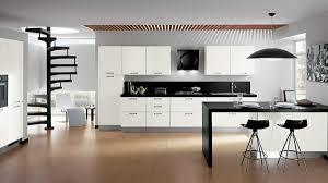tisch küche elegante küche sieht wie tolles büro aus