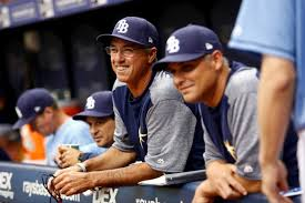 rays announce significant changes to major league coaching staff