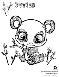 pages to color animals 49 best super cute animal coloring pages images on pinterest