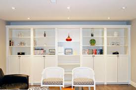 Ikea Built In Cabinets by Craft Room Built In Wall Units Option 3 This Is The Most