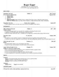 Legal Assistant Resume Examples by Examples Of Resumes 81 Appealing Basic Resume Samples Simple For
