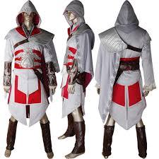 assassin u0027s creed brotherhood ezio auditore white hoodie