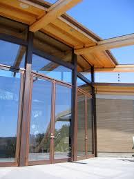 Garage French Doors - unique ranch house suite clerestories windows french doors