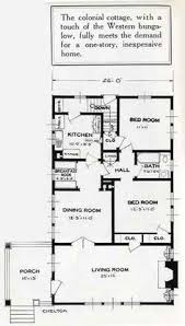 Inexpensive Home Plans Wardway Homes The Claremont House Pinterest Small House