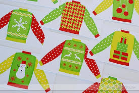Christmas Sweater Party Ideas - the ultimate ugly sweater party party ideas from the dating divas