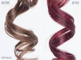 how to get cherry coke hair color 2015 fall hair trends overtone haircare