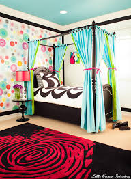 Funky Modern Colorful Girls Bedroom Tween Perfect Place And - Funky ideas for bedrooms