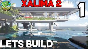 minecraft lets build xalima 2 01 modern concept house youtube minecraft lets build xalima 2 01 modern concept house
