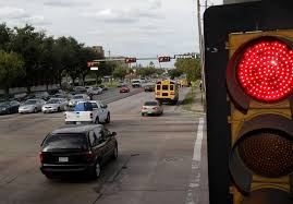 what is considered running a red light accidents spiked at busy intersections after cameras removed hpd