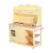 jeu d imitation cuisine homcom jeu d imitation jouet cuisine pour enfant plus de 3 ans avec